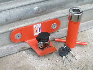 Pjb Security Products Motorcycle Ground Anchors Motorcycle